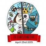 Shakespeare Day logo